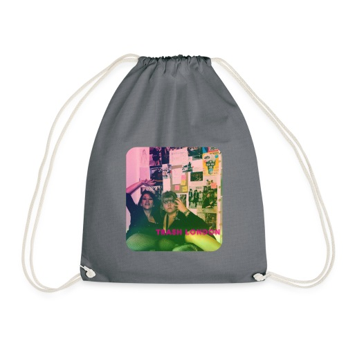 Trash london Friends - Drawstring Bag