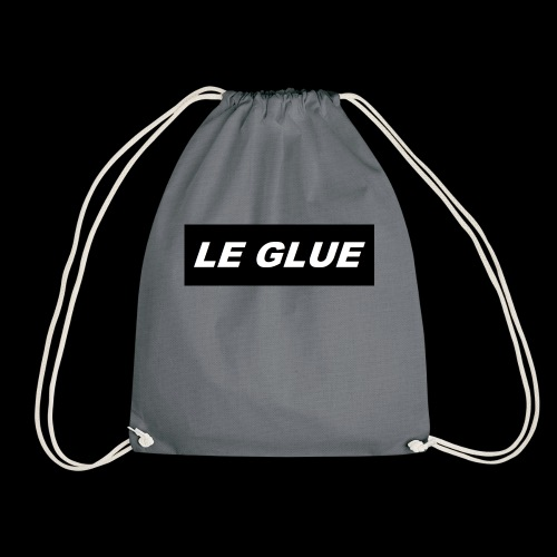 Le Glue - Drawstring Bag