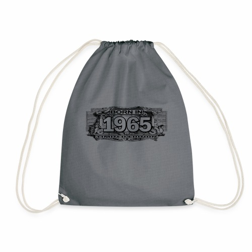 Born in 1965 Limited Edition - Drawstring Bag