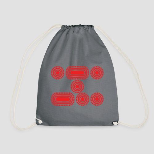 CODE RED - Drawstring Bag