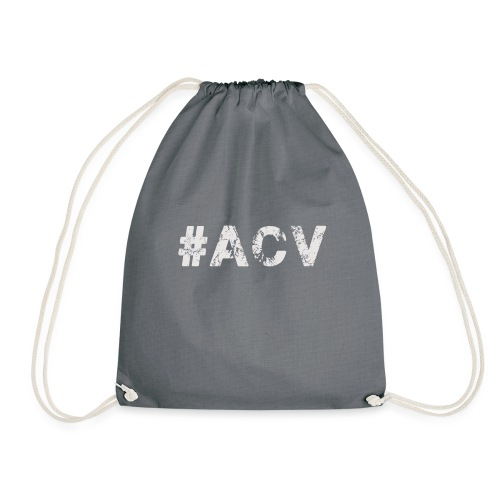 #ACV Logo grau - Turnbeutel