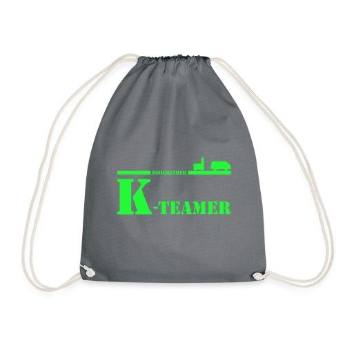 k-teamer - Turnbeutel