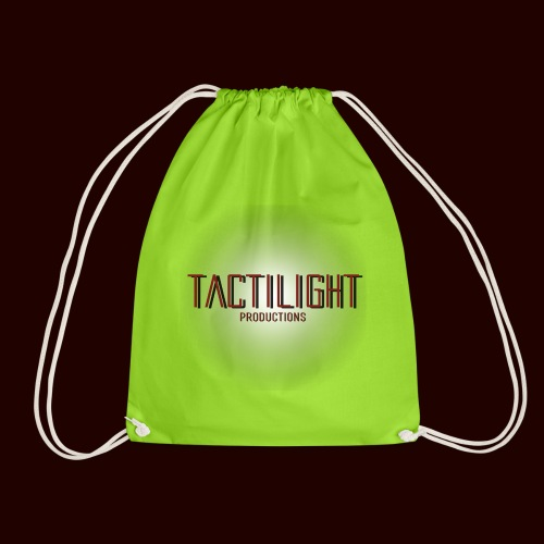Tactilight Logo - Drawstring Bag