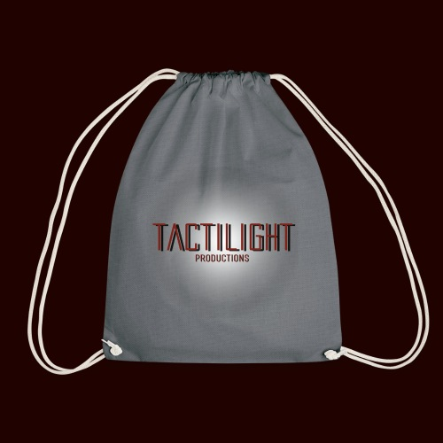 Tactilight Logo - Drawstring Bag