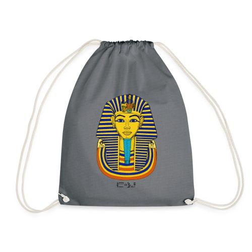 Pharao Tutanchamun - Turnbeutel