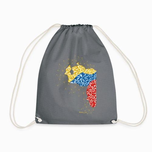 Venezuela en el Pecho - Mochila saco