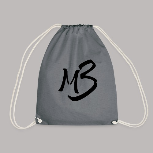 MB13 logo - Drawstring Bag