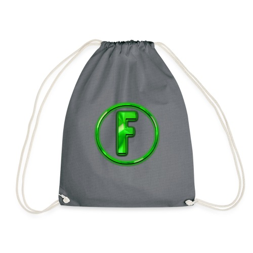 FLONIC'S MERCH!!! Mit echtem Flonic Logo!!! - Turnbeutel