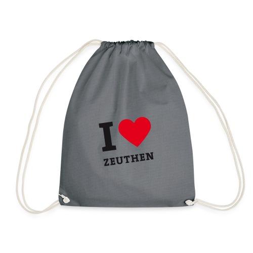 I Love Zeuthen - Turnbeutel