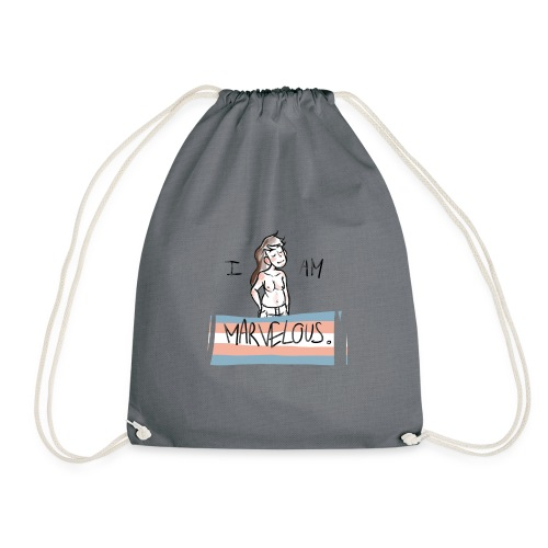 I am Marvelous (MtF) - Sac de sport léger