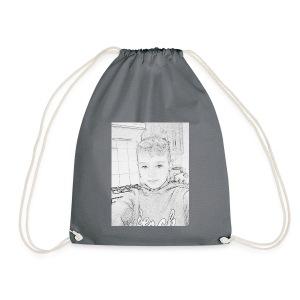 Jack Tomo in stock things - Drawstring Bag