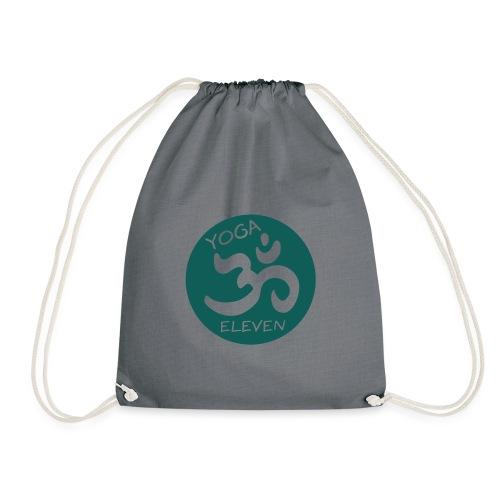 Yoga 11 Logo Dark - Turnbeutel