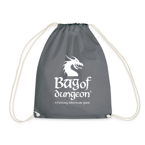 Bag of Dungeon - Drawstring Bag