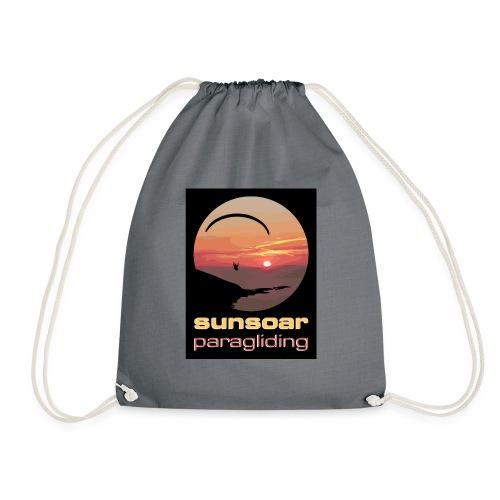sunsoar paragliding - Drawstring Bag
