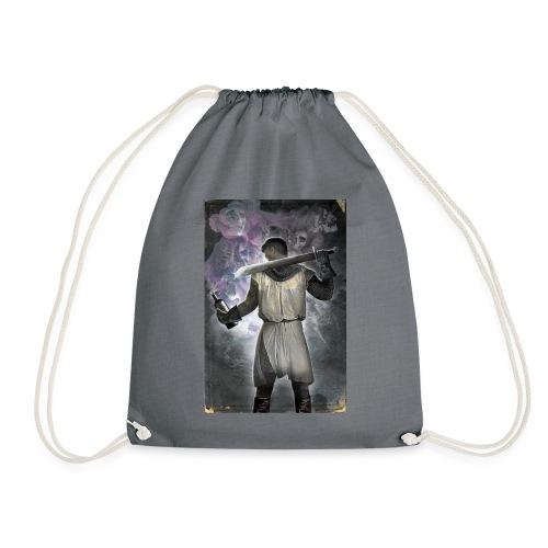 Falchion from Black Cross - Drawstring Bag