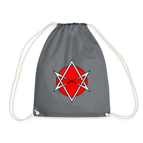 Hexagram Culture - Drawstring Bag