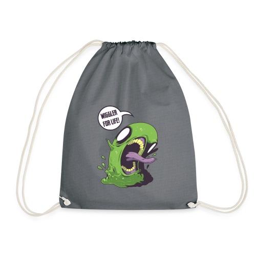 Wiggler For Life - Drawstring Bag