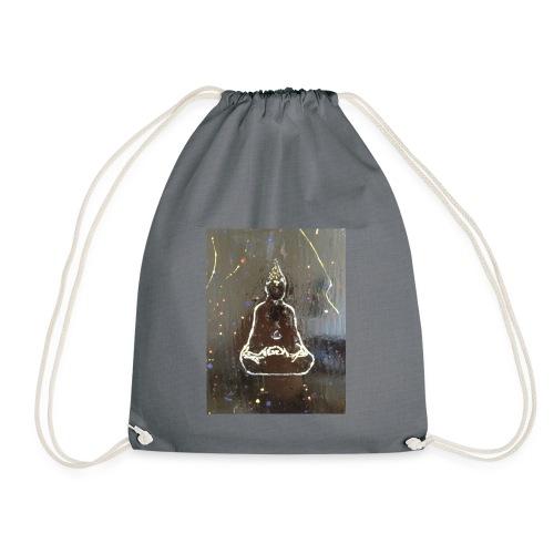 catharbookimage - Drawstring Bag
