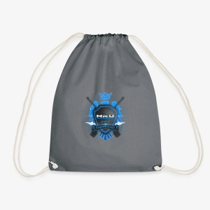 NRU Logo - Drawstring Bag