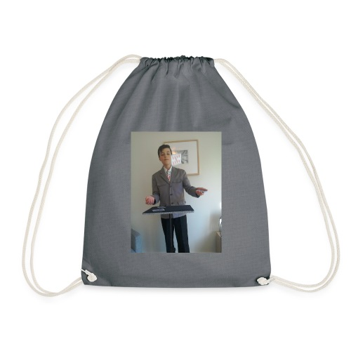 LUKEY MAGIC MERCH - Drawstring Bag