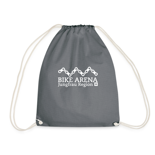 Bike Arena White - Turnbeutel