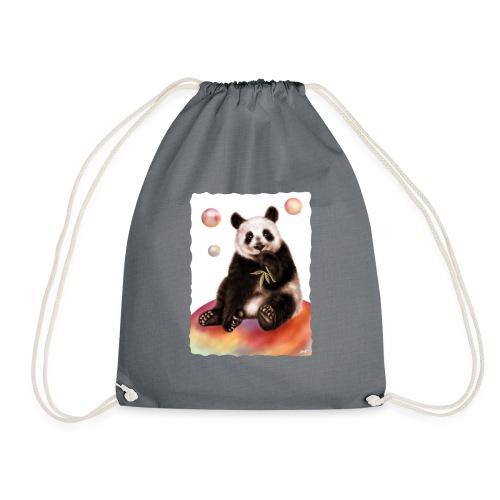 Panda World - Sacca sportiva