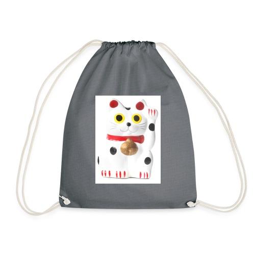 luckycat - Drawstring Bag