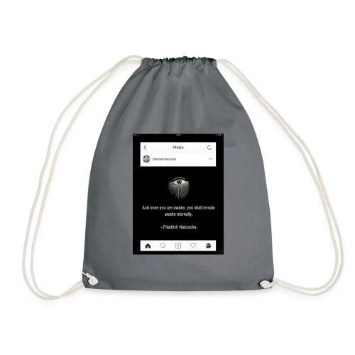 81F94047 B66E 4D6C 81E0 34B662128780 - Drawstring Bag