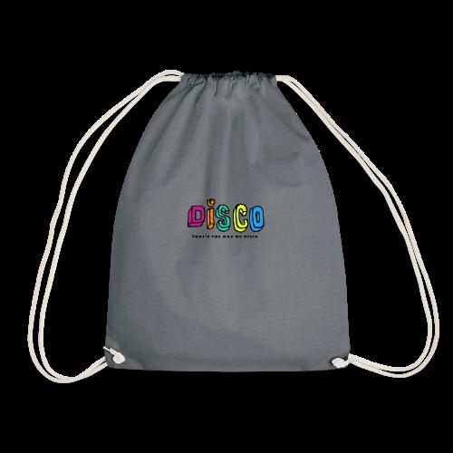 DISCO - Drawstring Bag
