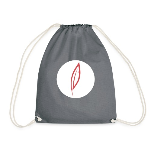 Logo - Rond blanc - Sac de sport léger