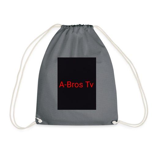A-Bros Tv red - Turnbeutel