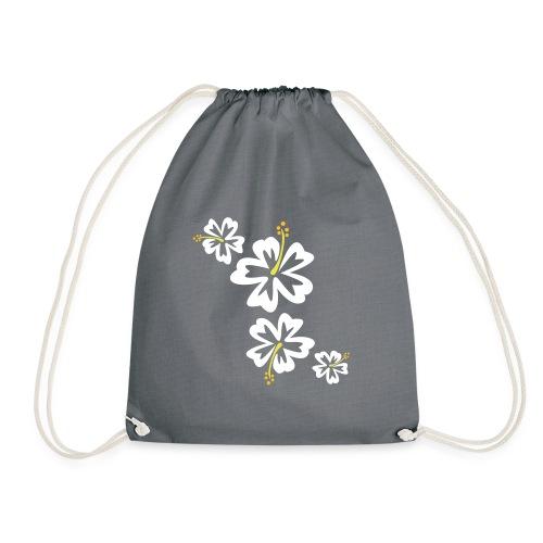 Hawaii Flower - Turnbeutel
