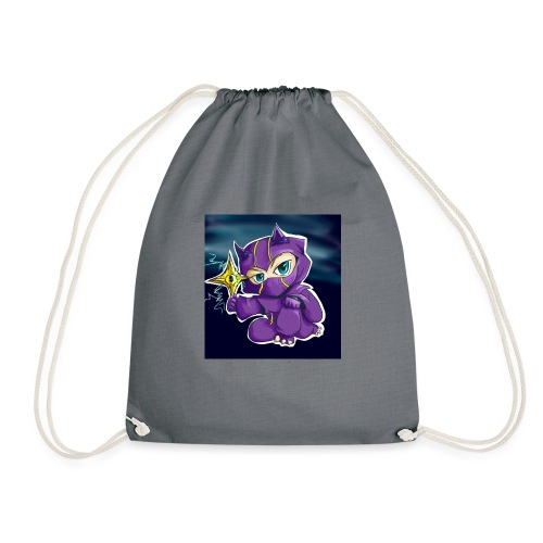 purpel ninja - Sportstaske