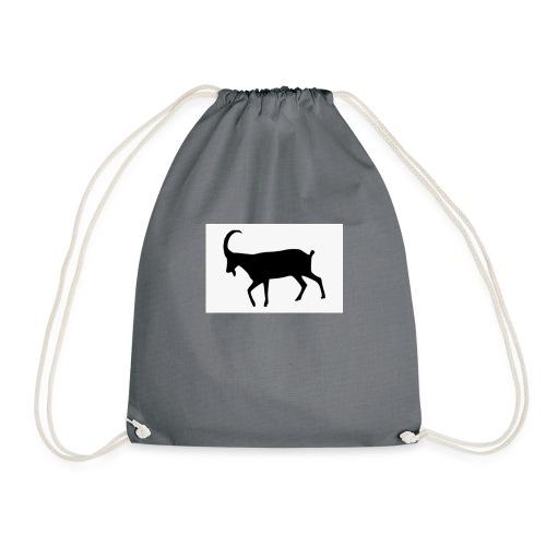 BLACK GOAT - Drawstring Bag