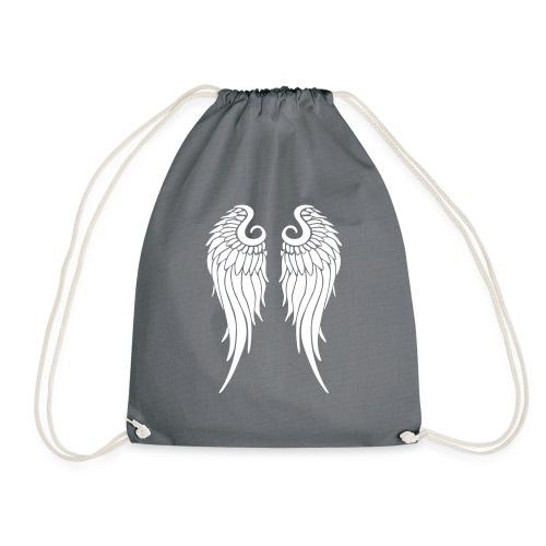 whitewings-ai - Drawstring Bag