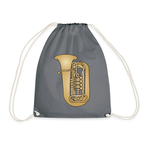 TUBA Blechblasinstrument - Turnbeutel