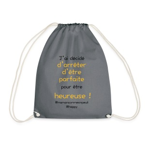 t-shirt_happy_orange - Sac de sport léger