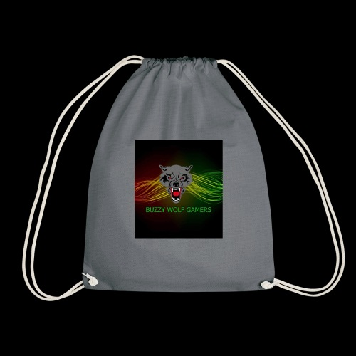 BuzzyWolfGamers - Drawstring Bag