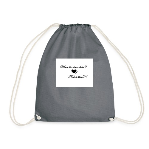 LoveYourselfTheMost - Drawstring Bag