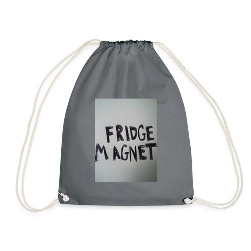 Fridge magnet - Drawstring Bag