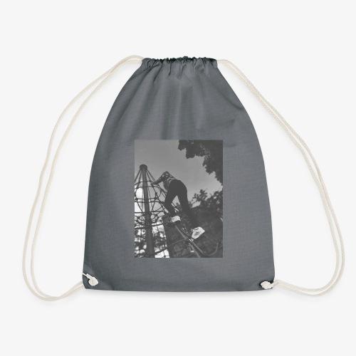 Banx Black & White design - Drawstring Bag