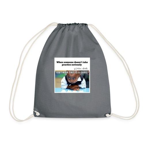 Baby face - Drawstring Bag