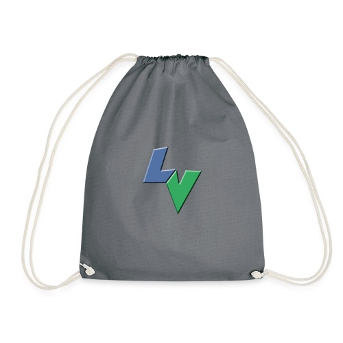 LeoVeo LV Logo - Drawstring Bag