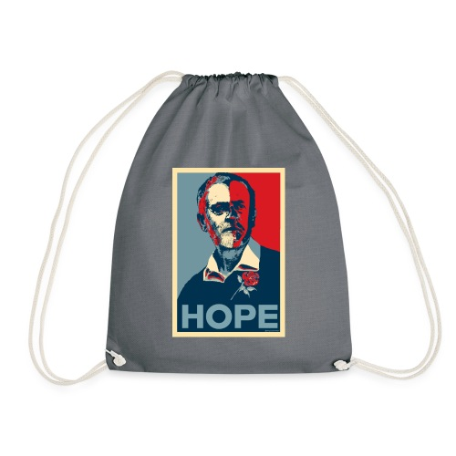Corbyn Hope - Drawstring Bag
