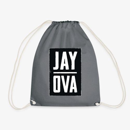 Jay Ova Logo - Turnbeutel