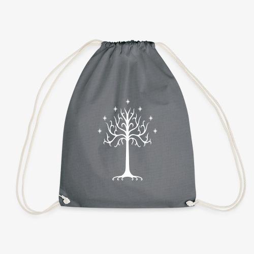 White Tree of Gondor - Drawstring Bag