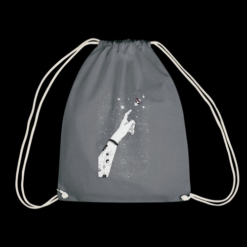 design 8 png - Drawstring Bag