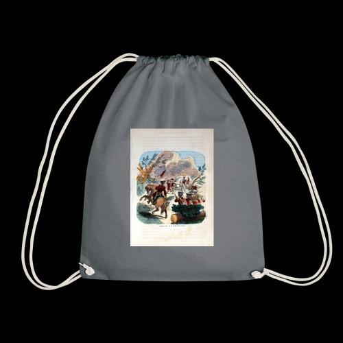Military2 - Drawstring Bag