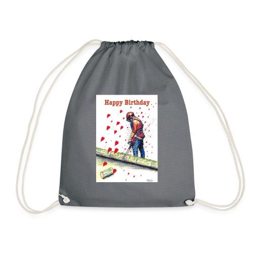 Arborist Tree Surgeon Chainsaw - Drawstring Bag