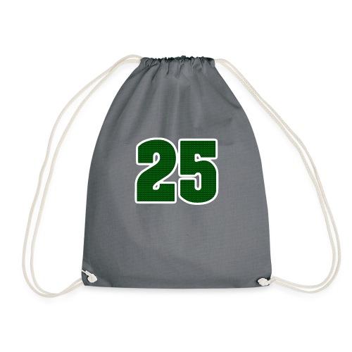 25 Logo - Gymnastikpåse